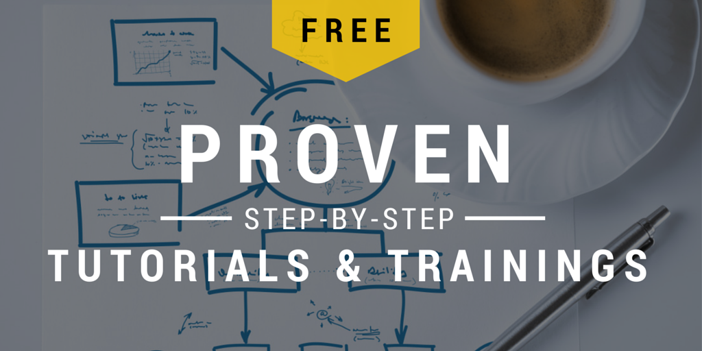 Free Tutorials & Training